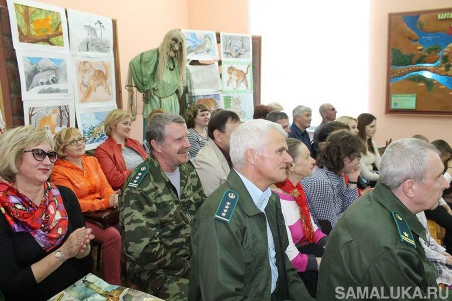 90 лет Жигулевскому заповеднику