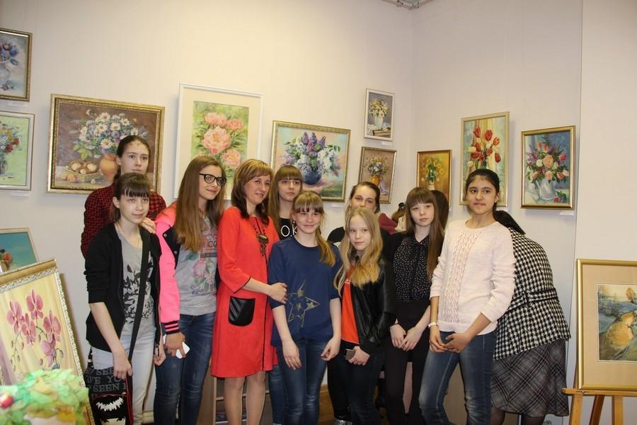 Персональная выставка Сайгиной Ирины