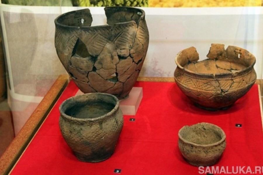 Выставка: «История глиняного горшка»