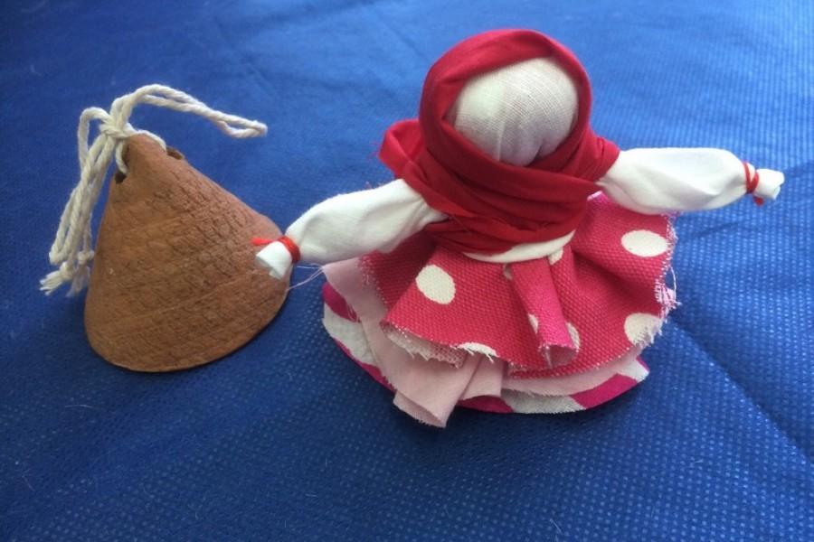 «Колокольчик- куколка»
