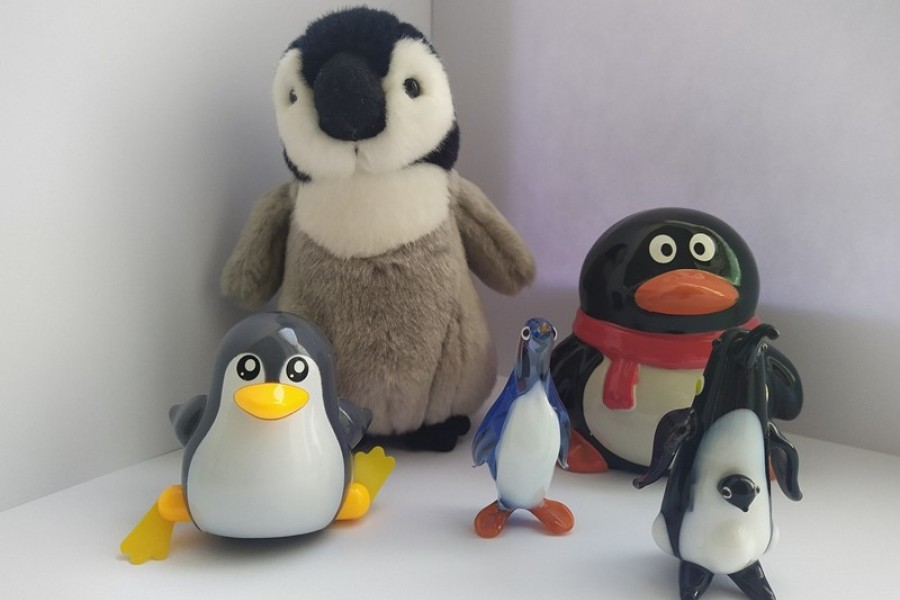 «Выставка «Пингвины»