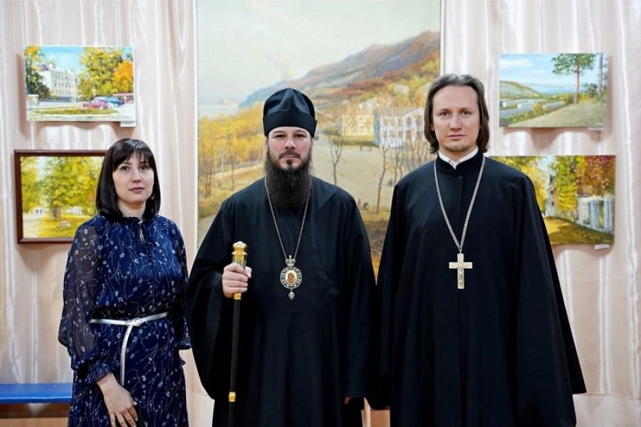 «Епископ Тольяттинский и Жигулевский Нестор»