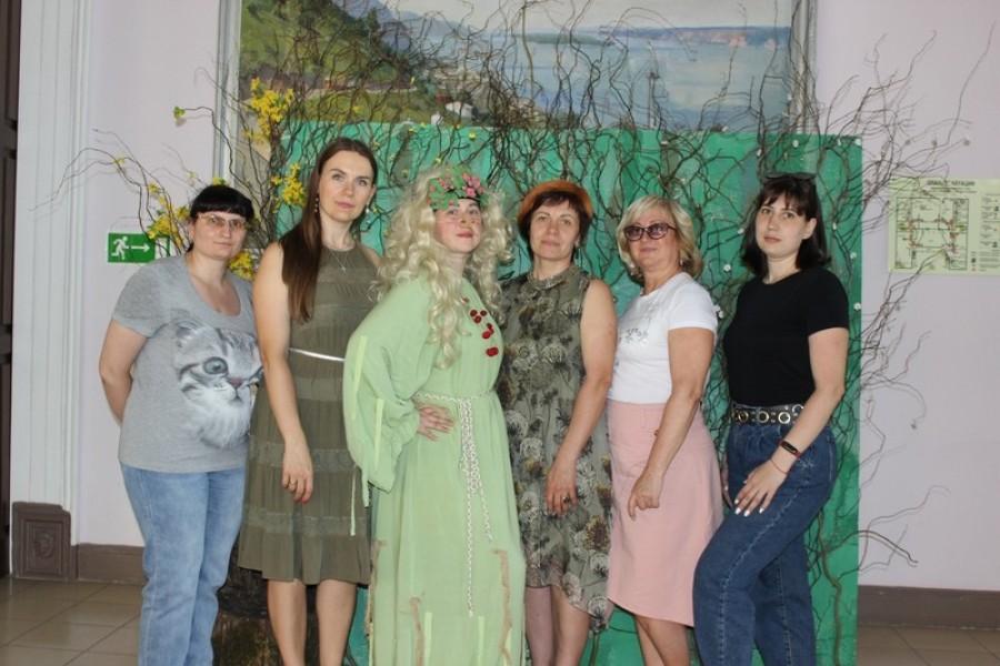 «Музею-театру 15 лет!»