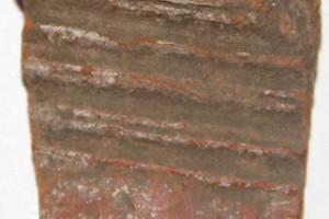 Осколок с орнаментом из Муромского городка