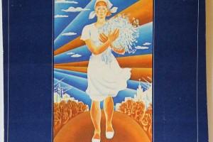 Женский календарь 1978 года