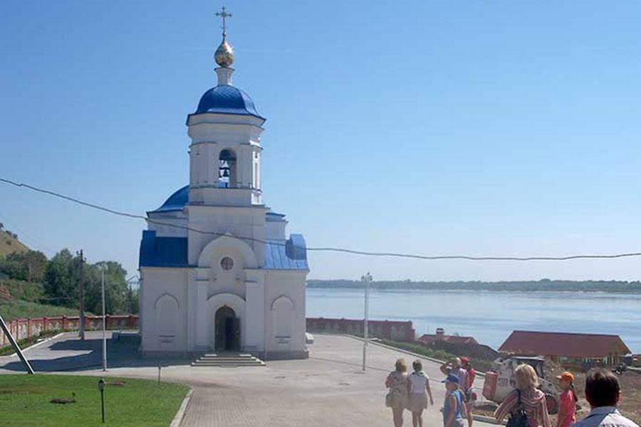 Свято-Богородичный мужской монастырь