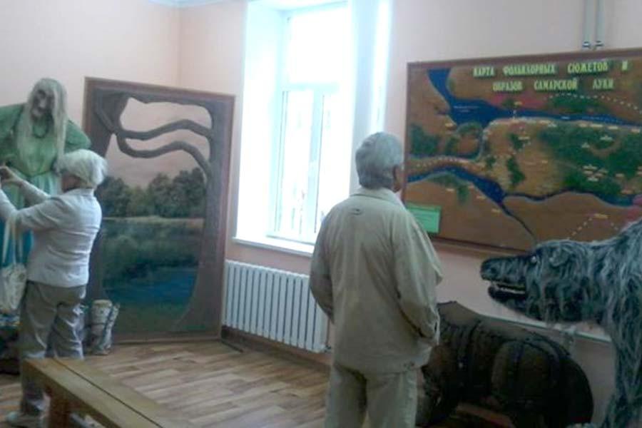 В день села Зольное