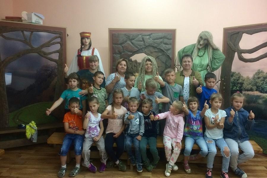 «Закрытие пришкольного лагеря»